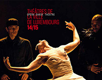 Theatre programme 2014/15