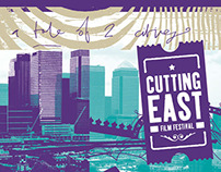 Cutting East 2014 Branding