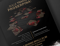 SULLE TRACCE DI PROSERPINA | poster