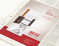 Meha Çelik Kapı | Door Advertised
