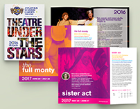 Theater Brochures