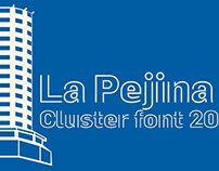 La Pejina font