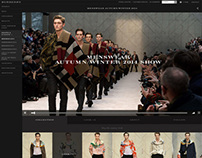Burberry - Fashion Show - Digital Experience