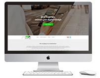 Marvel Media Website Redesign - Responsive Design
