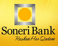 Soneri Bank Website Design
