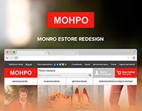 """Monro"" redesign"