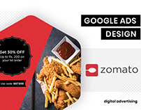 GDN Creatives for Zomato by BranzGarage