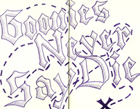 Sketchy Letters - May 2011