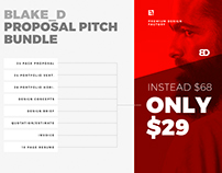 Save more than 50% with the new Pitch Pack Bundle.