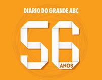Campanha 56 anos - Diário do Grande ABC