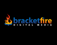 Bracketfire Logo Design