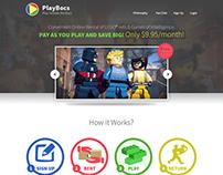 Playbocs
