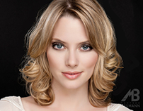 April Bowlby - American actress