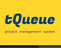 tQueue — project management system