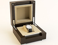 Watch box - Anonymous