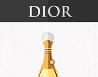 Dior Perfume Design