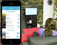 WatchThis! A Social Interface for Online TV