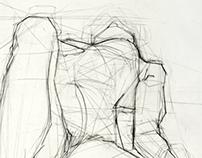 Nude Figure I