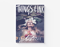 Things & Ink #4: The Art Issue