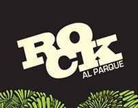 afiche - Rock al Parque 20 años