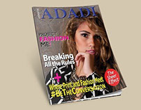 Adadi Lookbook
