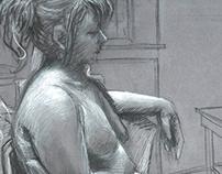Precollege Figure Drawing
