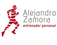 Logotipo para Alejandro Zamora