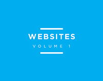 Websites - Volume 1