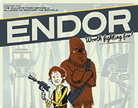 Star Wars - Endor: Worth Fighting For!