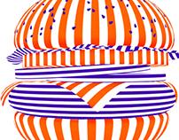 Hypno Burger - Animated Gif