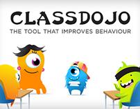ClassDojo - iOS7 Redesign
