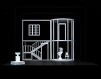 ghost sonata-August Strindberg
