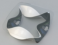 Parallel Universe coffee table concept.