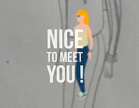 Nice to meet you !