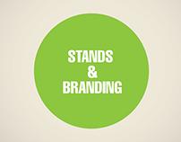 Stands & Branding