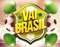 Vai Brasil - Chery PDV