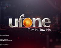Ufone Rebranding