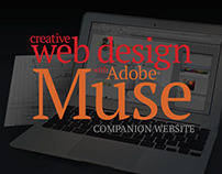 Creative Web Design with Adobe Muse: Website