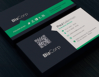 Simple and Clean Business Card Vol. 01