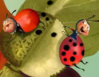 Ladybug Sneeze