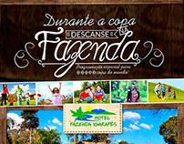 MKT Hotel fazenda Igarapés