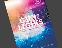 City of Lights Flyer