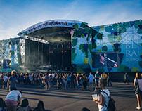 Sonorama Ribera Festival 2016 main stage