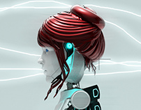 Cyborg Animation - Work in Progress