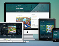 WIP - Artist Website