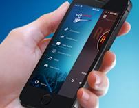 Tigo Music App Prototype