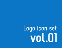 Logo icon set vol.01