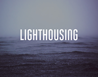 Lighthousing photoblog website