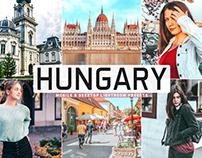 Free Hungary Mobile & Desktop Lightroom Presets