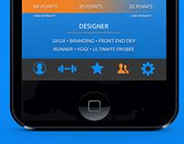 HACKFit App